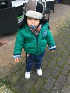 Lex ist der Sohn von Dirk und Baujahr 2012