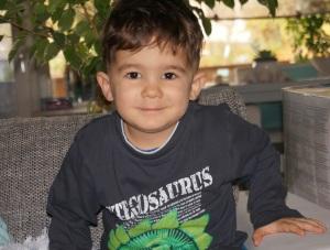 Aydin ist der Sohn von Ugur und Baujahr 2011
