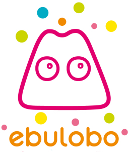Ebulobo a volcano of ideas for children vect  ...