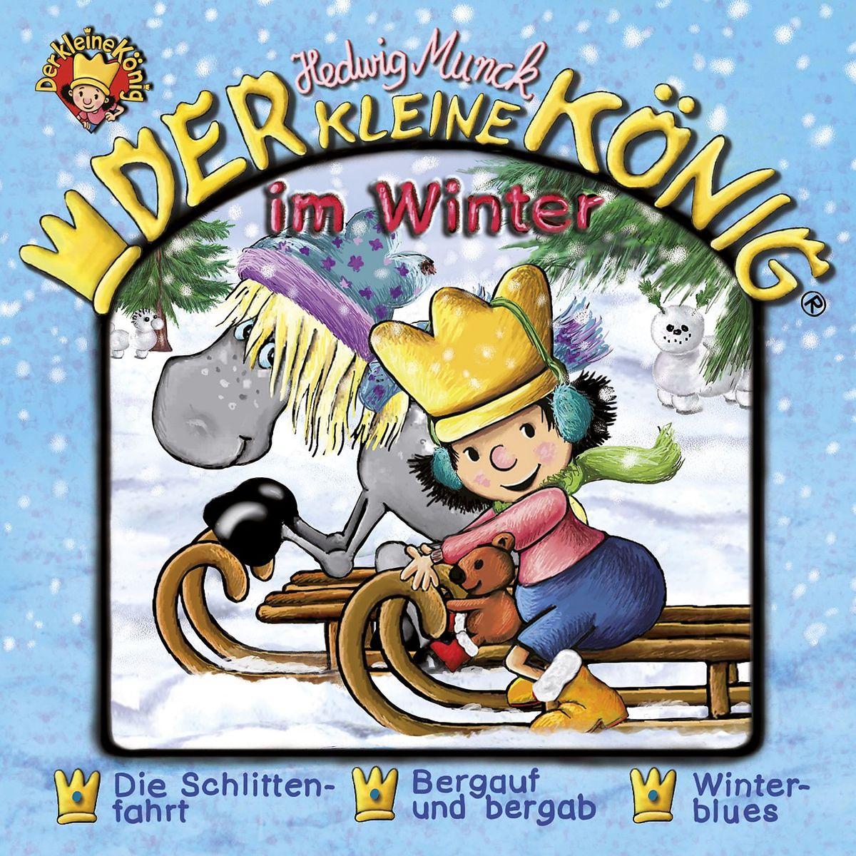 der kleine könig im winter  gewinnspiel  daddyhero