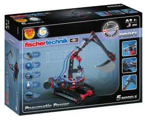 fischertechnik PROFI Pneumatic Power Packshot