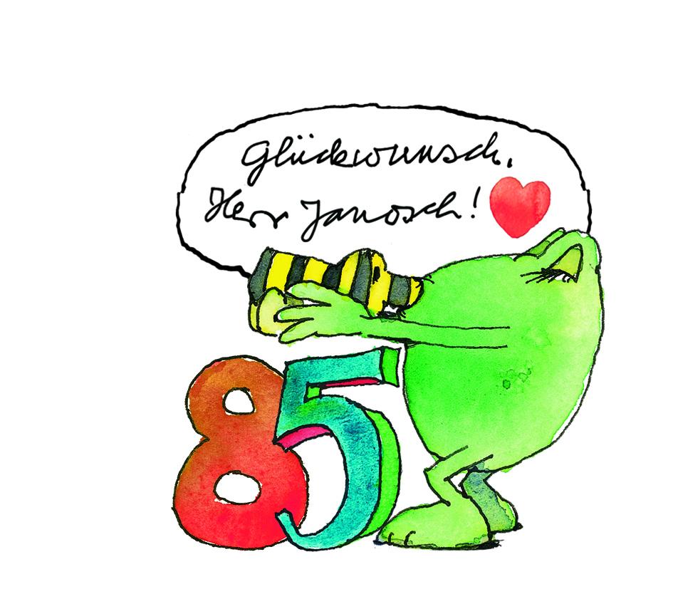Happy Birthday Janosch Daddyhero De