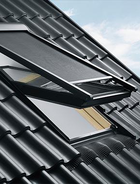 Wenn das dachgeschoss zur sauna wird for Velux tetto