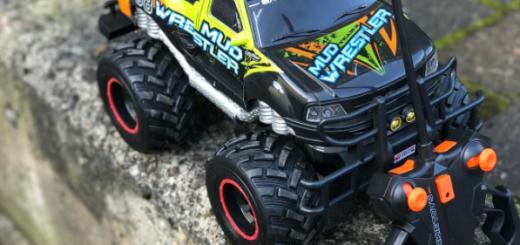 Ford Mud Wrestler