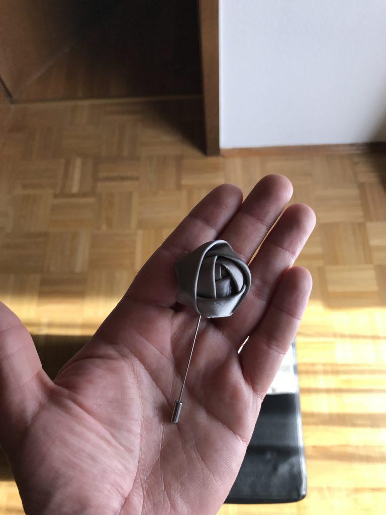 Pin (9,90€)