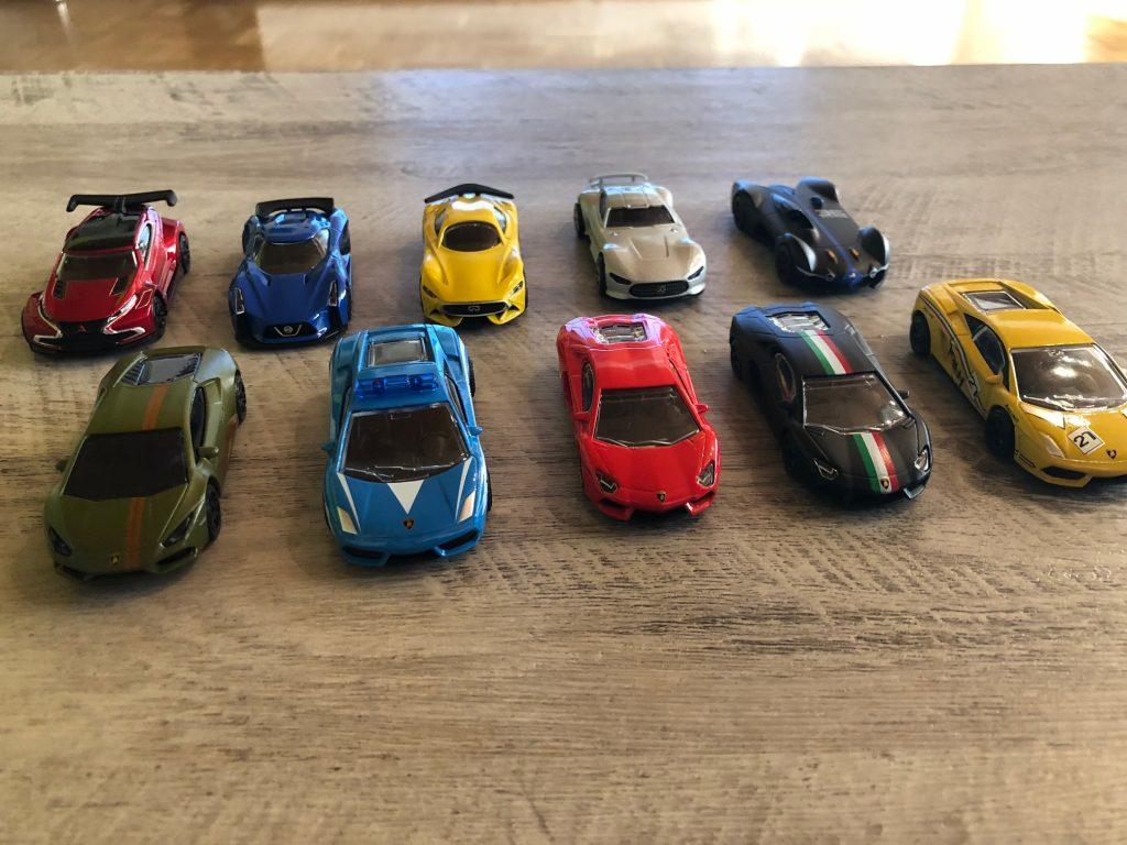 Autosets