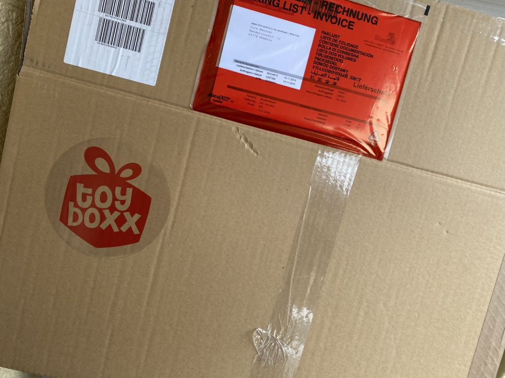 Toy Boxx Eichhorn