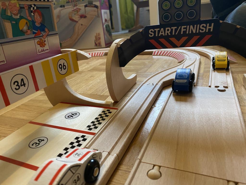Racing Set groß