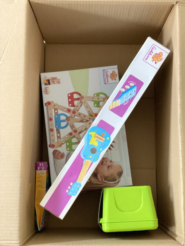 ToyBox Inhalt