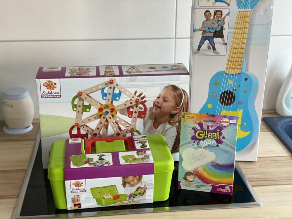Inhalt ToyBox